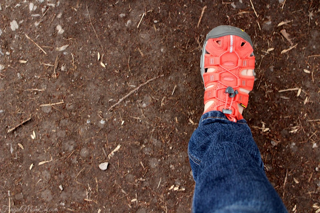 Follow your Feet with KEEN!