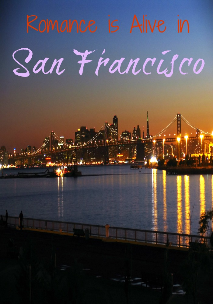 Romance is Alive in San Francisco