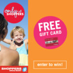 This Summer, Only at Shoppers Drug Mart #Giveaway #onlyatshoppers