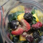 Kale, Pineapple & Chia Seed Smoothie