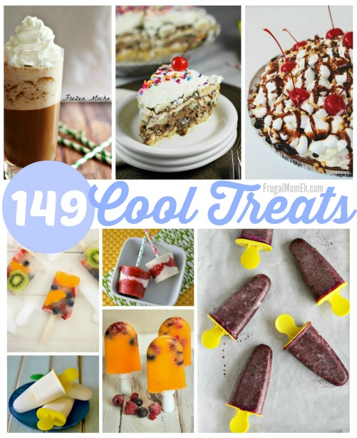 149 Cool Treats to Help Beat the Summer Heat