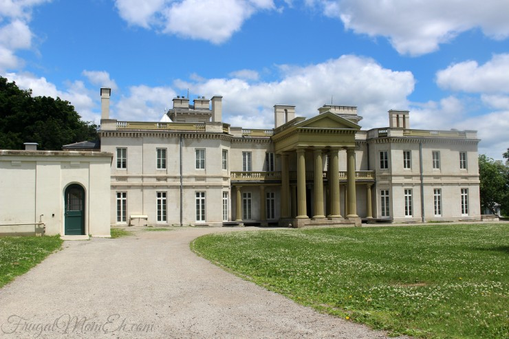 City of Hamilton - Dundurn National Historic Site