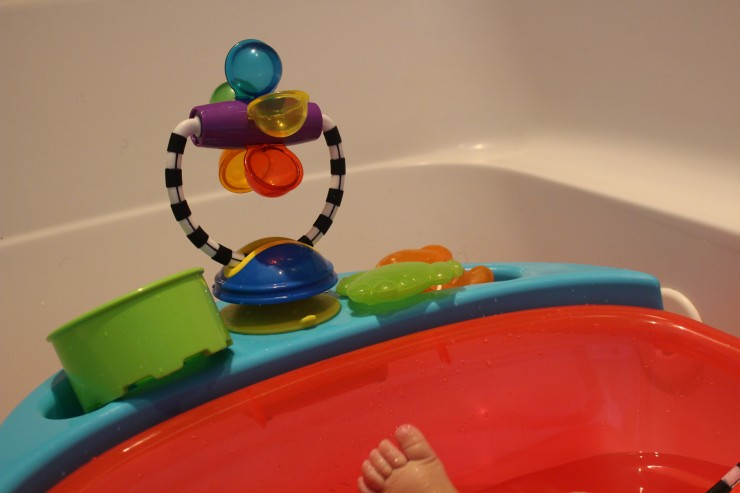 Sassy Inspire the Senses Discovery Bathtub