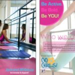 Jill Yoga: Be Active, Be Bold, Be YOU! #Giveaway