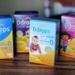 DDrops: The Sunshine Vitamin in Just One Drop