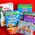 Kellogg's Cereal & Milk #Giveaway  #CerealAndMilk