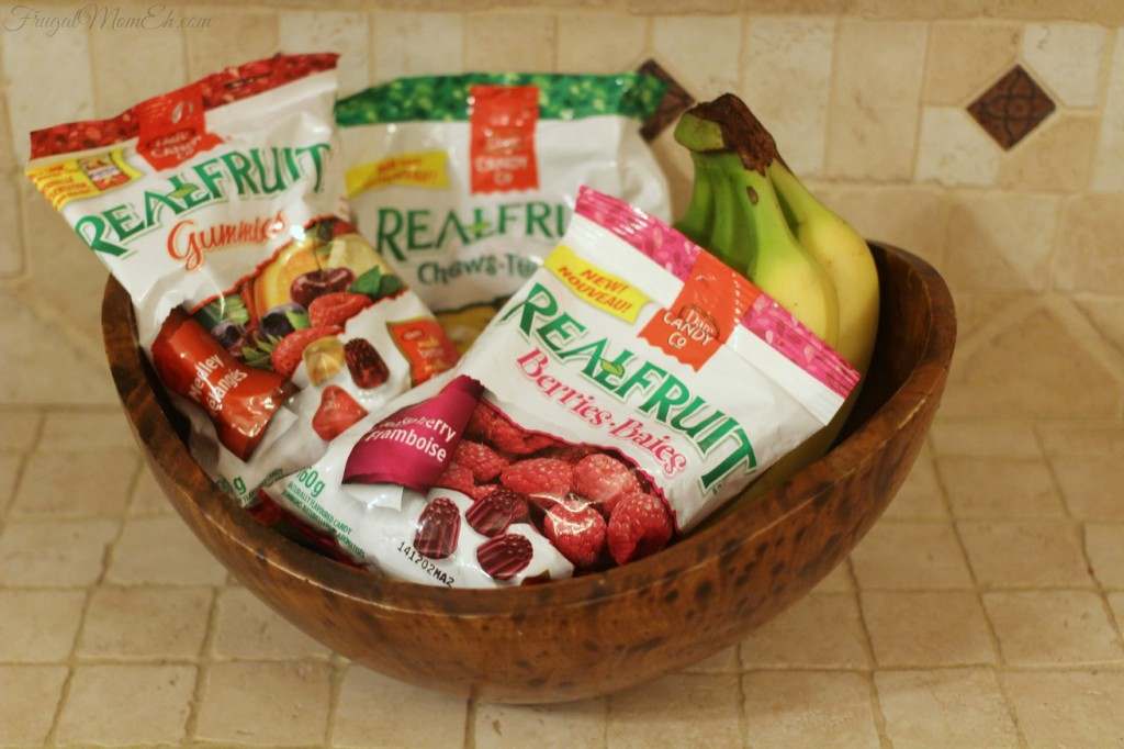 Dare REALFRUIT Berries and REALFRUIT Chews