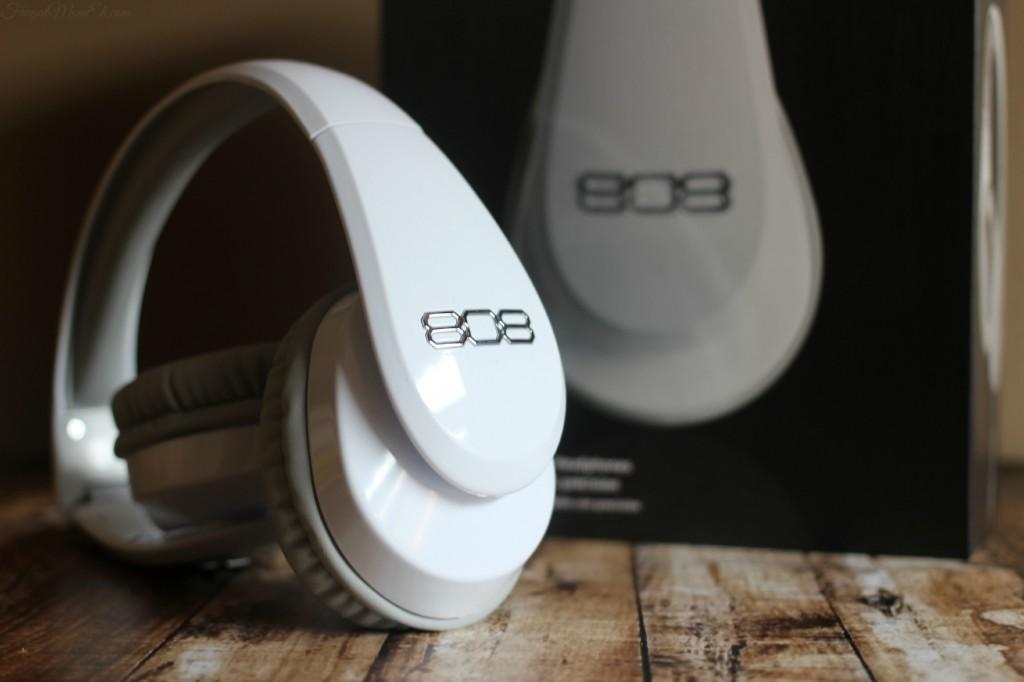 808 Audio: Studio-Style Over-Ear Headphones