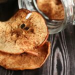 Oven-Dried Cinnamon Apple Rings