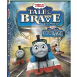 Thomas & Friends: Tale of the Brave Blu-ray/DVD #Giveaway