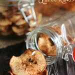 Oven-Dried Cinnamon Apple Rings