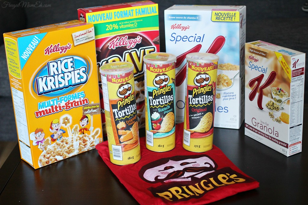 New from Kellogg's this Fall #Giveaway #KelloggCAInnovations