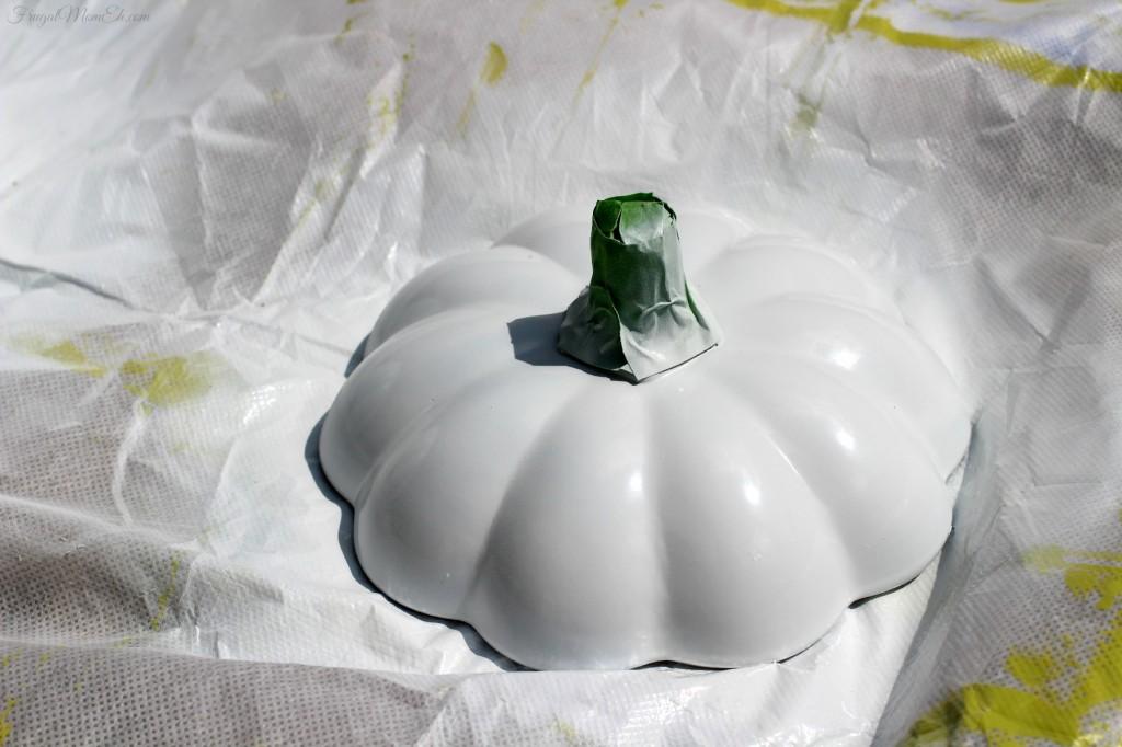 Cinderella Inspired Pumpkin Jar