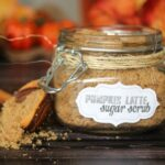 Pumpkin Latte Sugar Scrub Recipe + Free Printable Label
