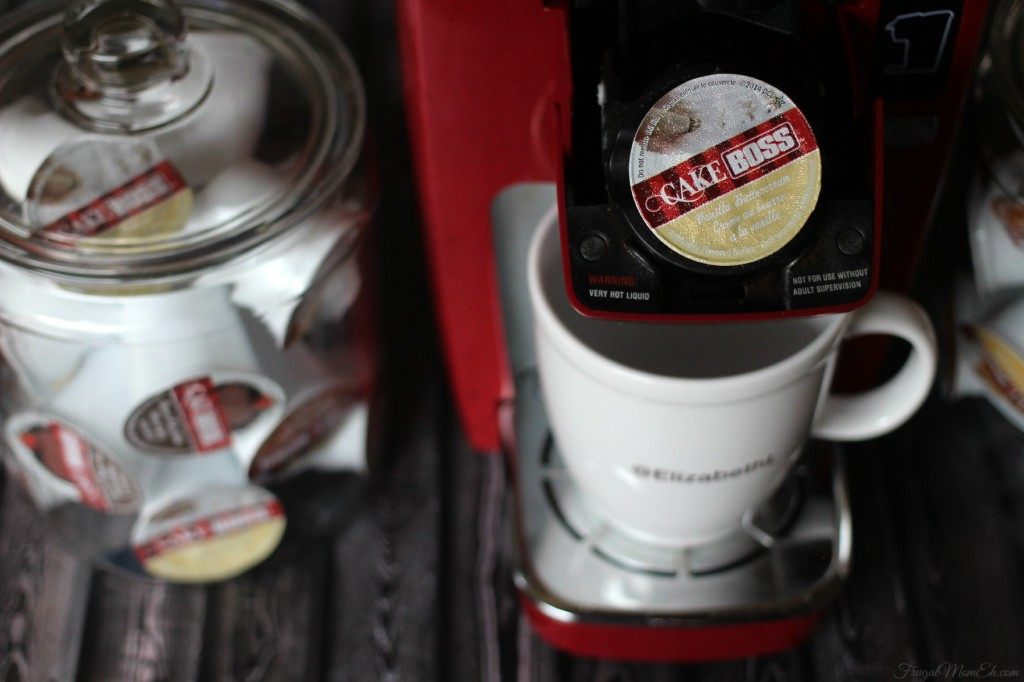 Cake Boss Keurig®-compatible Single Serve Coffee Cups