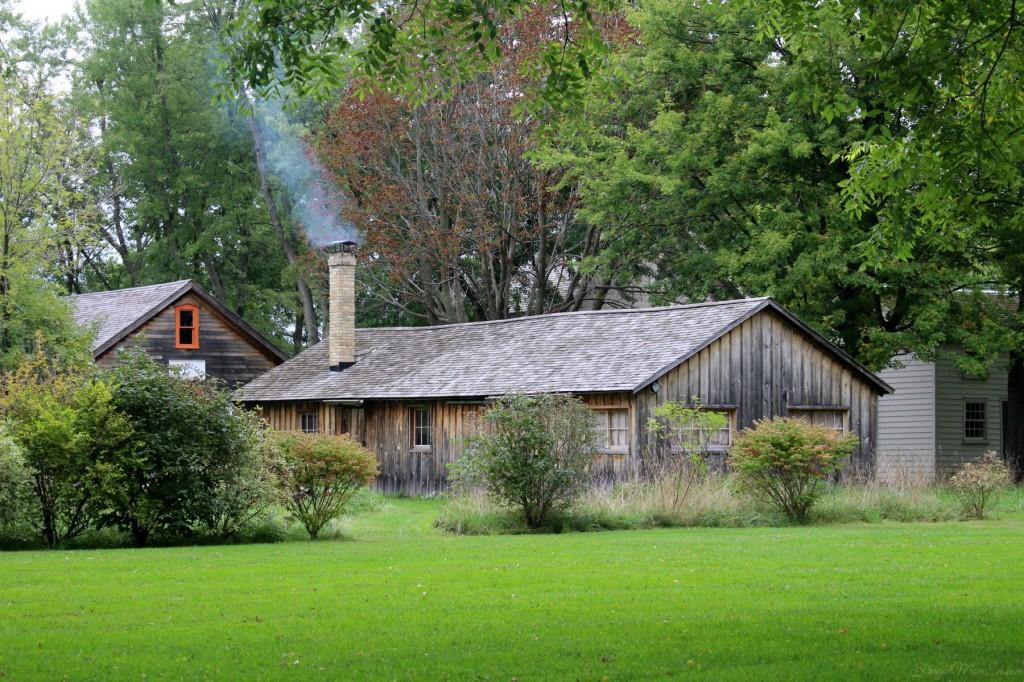Fanshawe Pioneer Village in London Ontario
