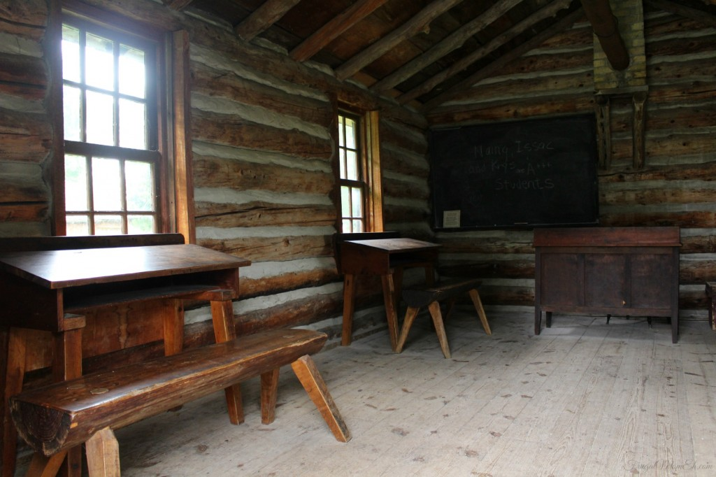 Fanshawe Pioneer Village in London Ontario