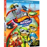 Team Hot Wheels: The Origin of Awesome Blu-ray/DVD #Giveaway