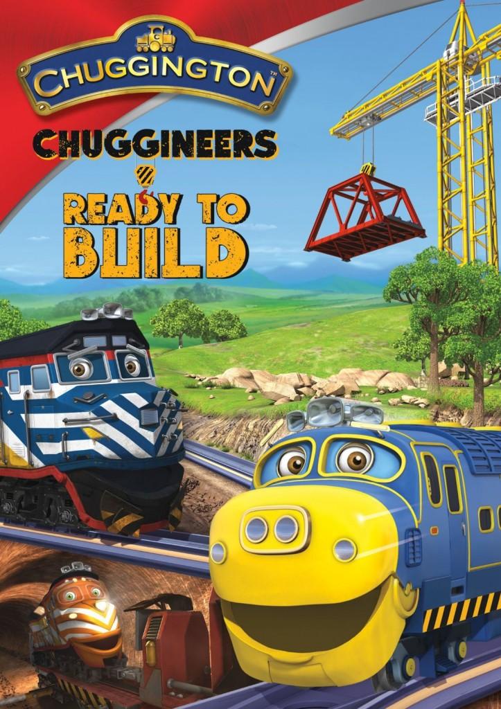 Chuggington: Chuggineers Ready To Build DVD