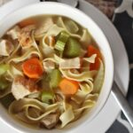Quick & Easy Classic Chicken Noodle Soup