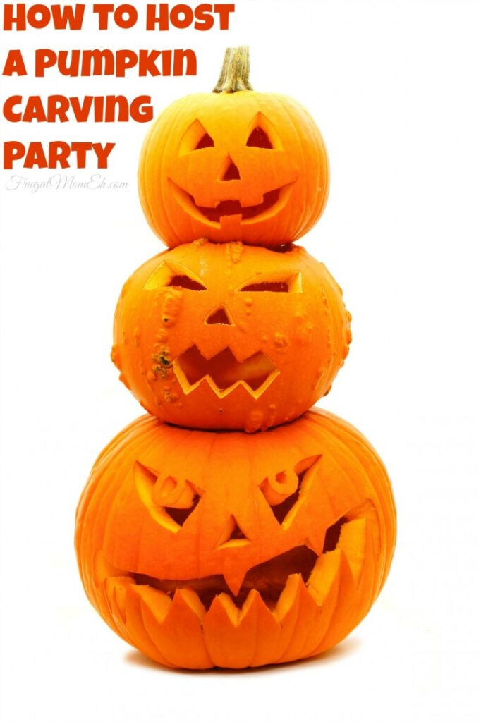 How to Host a Pumpkin Carving Party