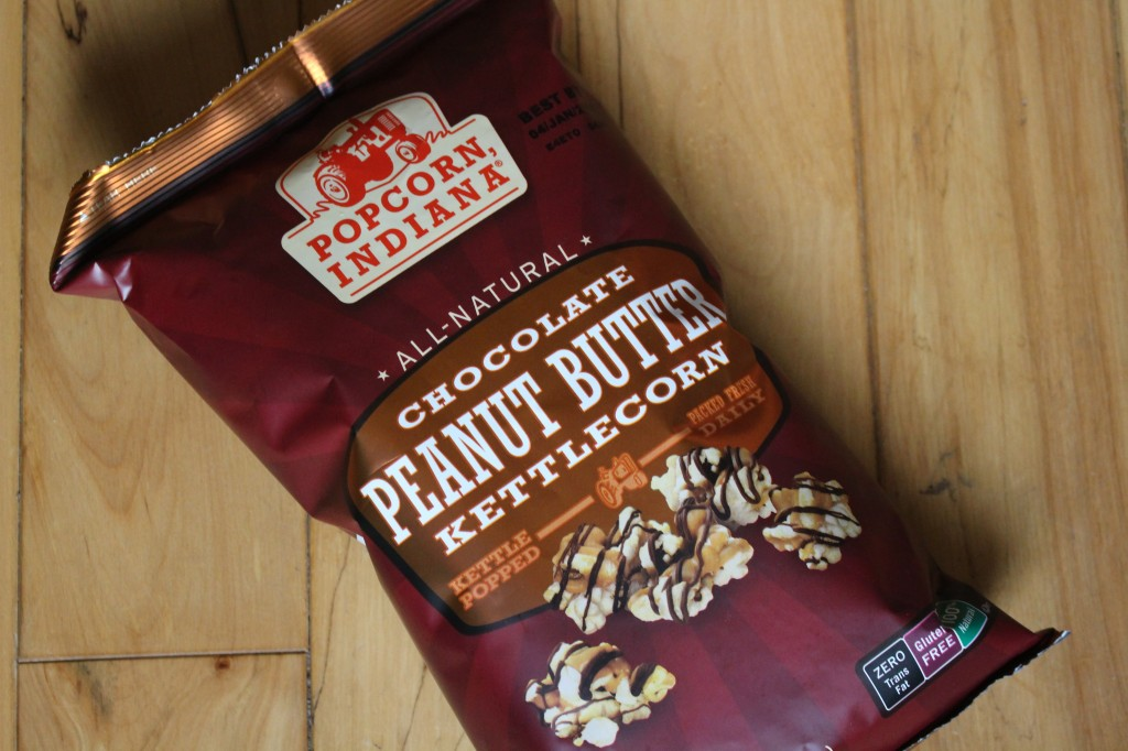 Popcorn, Indiana Chocolate Peanut Butter Drizzlecorn