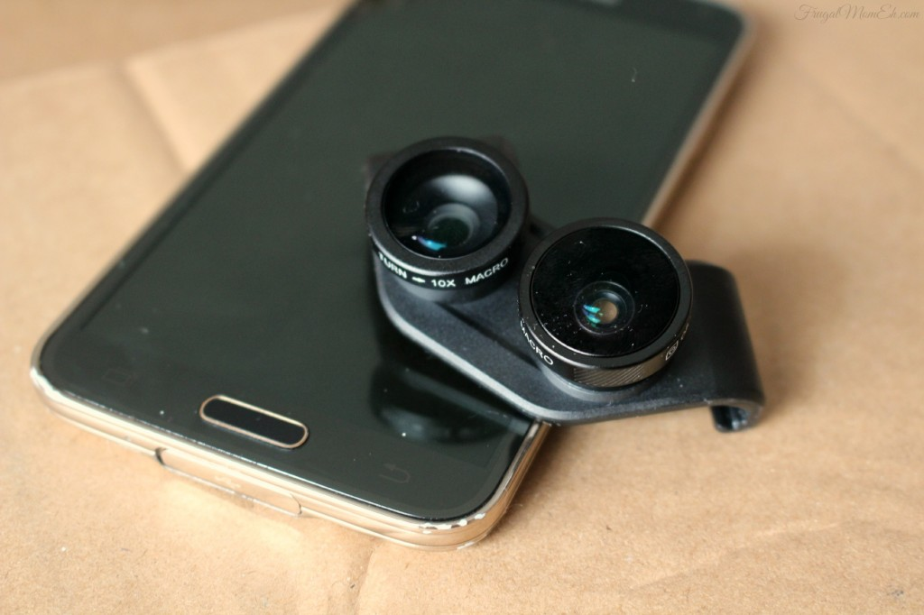 olloclip 4-IN-1 Photo Lenses for the  Samsung® Galaxy S5 and S4