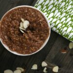 Peanut Butter & Chocolate Almond Oatmeal