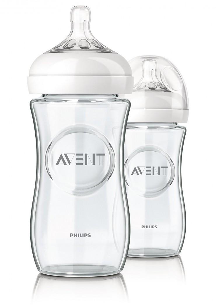 Philips Avent Natural Glass Bottle Fast Bottle Warmer Aventmomsca