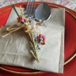 Paper Bag Utensil Pocket