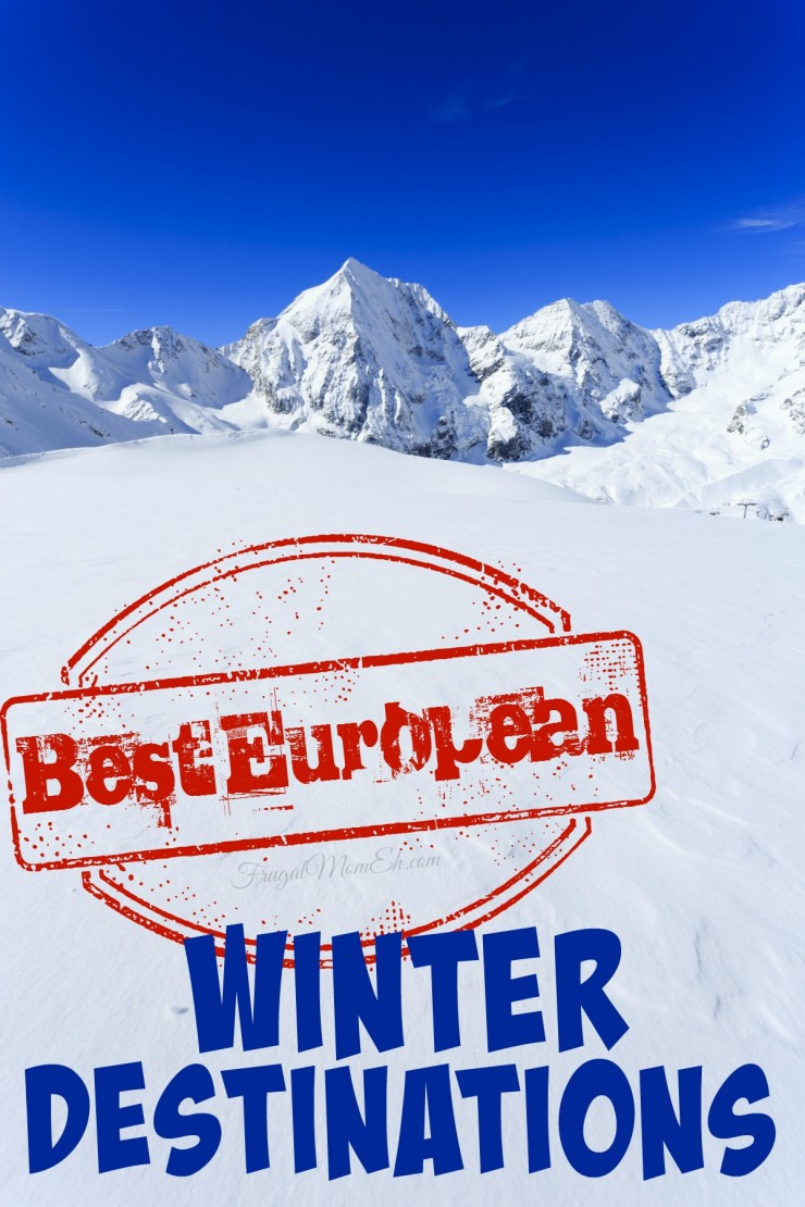 Love the cold and plan to travel to Europe soon?  Check out the Best European Winter Destinations!