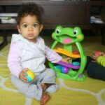 Playskool Tumble 'n Glow Froggio Toy #FMEGifts14