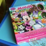 Candy Land Game Disney Minnie Mouse's Sweet Treats Edition #FMEGifts14