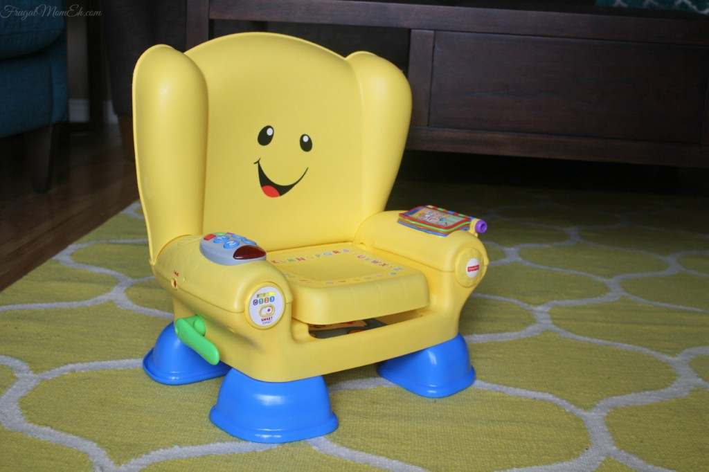 Fisher Price S Laugh Learn Smart Stages Chair