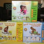 Teach My Learning Kits for Babies, Toddlers and Preschoolers #FMEGifts2015 #Giveaway