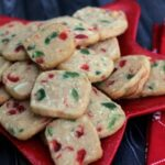 Stained Glass Window Shortbread Cookies