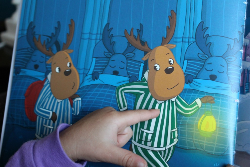 Roaming Reindeer: A New Family Christmas Tradition