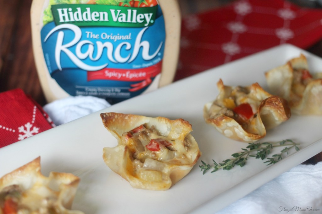 Gluten-Free Spicy Ranch Turkey Bites