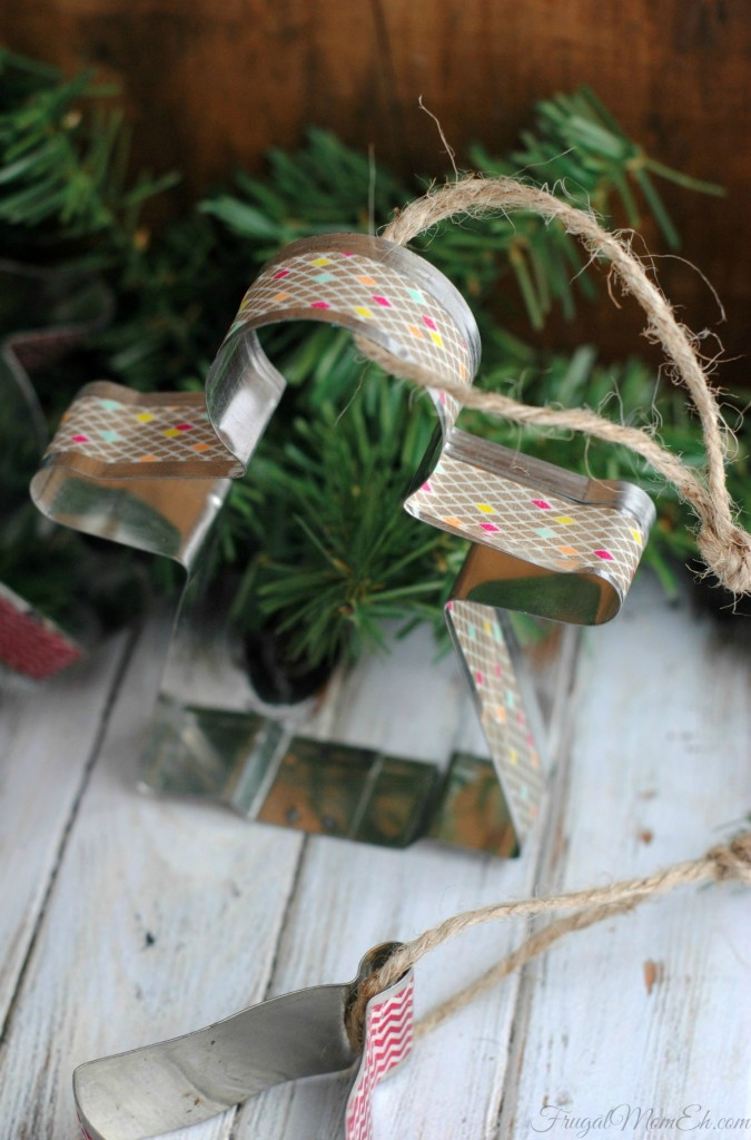 These Vintage Washi Tape Ornaments are a great diy Christmas idea. If you are looking for easy crafts with a tutorial check this out. Perfect for Christmas gifts!