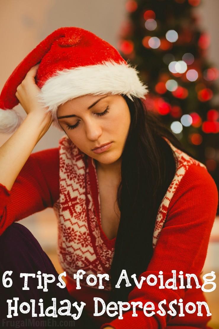 6 Tips for Avoiding Holiday Depression