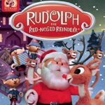 Rudolph the Red-Nosed Reindeer Pop-Up Book by Lisa Ann Marsoli #FMEGifts14