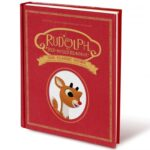 Rudolph the Red-Nosed Reindeer: The Classic Story Deluxe 50th-Anniversary Edition by Thea Feldman #FMEGifts14