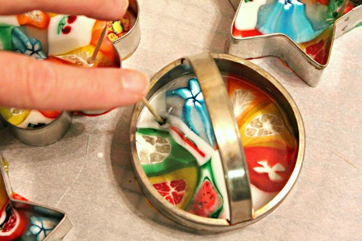 these christmas candy ornaments are a surprisingly easy diy craft idea perfect for hanging on - Candy Christmas Ornaments
