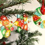 Christmas Candy Ornaments