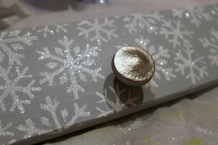 DIY Christmas Stocking Holder