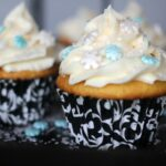 Frozen Inspired: North Mountain Cupcakes