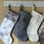 DIY Christmas Stocking Holder