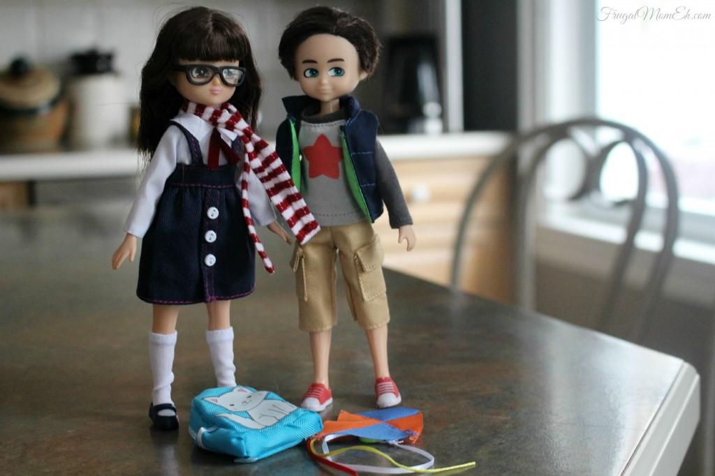Lottie Dolls, Fashion & Accessories #FMEGifts14