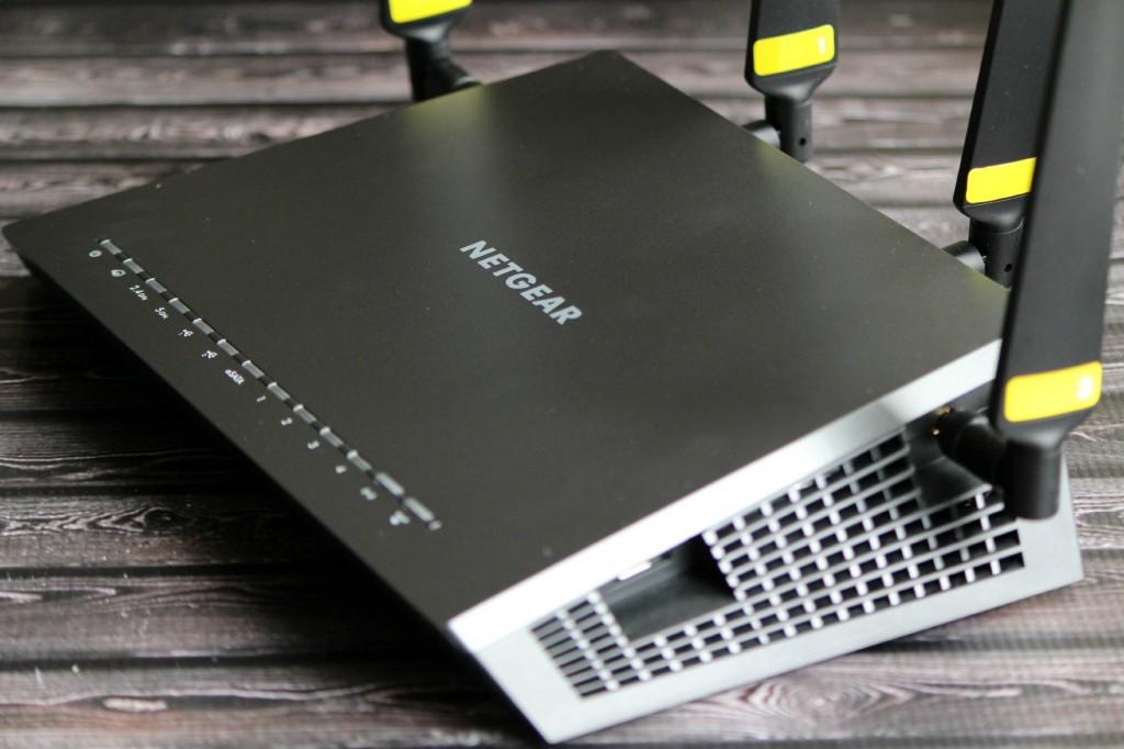 Nighthawk X4 Smart WiFi Router