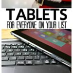 Tablets for Everyone on your List #IntelCanada #TabletsForAll